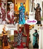 Chantique Dress Muslimah Modis