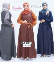 Naomi Dress Panjang