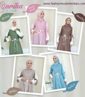 Hana Dress Muslimah Modis