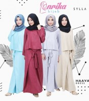 Haava Dress Cantik Model Terbaru