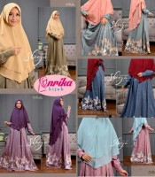 Sheeza Dress Muslimah Modern