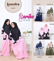 Leandra Dress Muslimah Modis